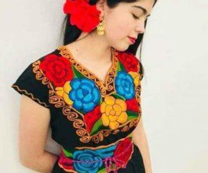 Aprende hacer preciosas blusas bordadas a mano